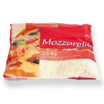 mozzarella queso italiano gourmet